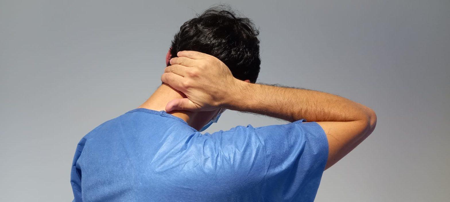 LATIGAZO CERVICAL: TODO LO QUE DEBES SABER TRAS UN ACCIDENTE DE TRAFICO